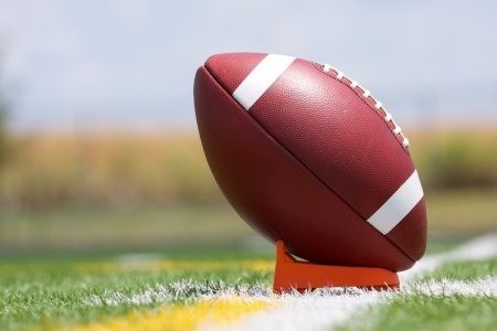 youth football: American Football ready for kickoff