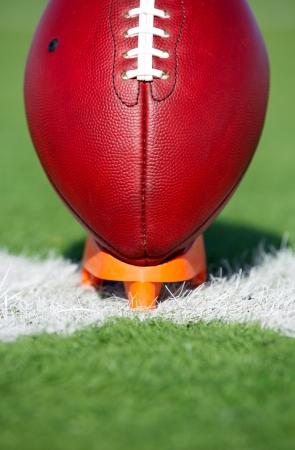 kickoff: American Football ready for kickoff