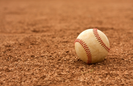 infield: Baseball on the Infield Dirt