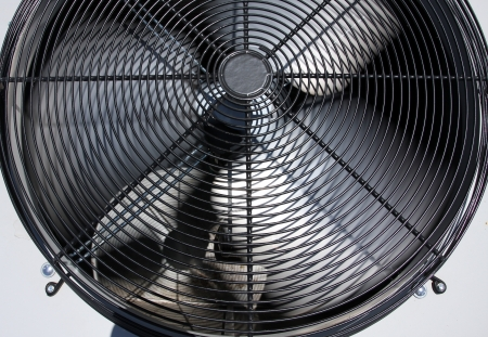 External Air Conditioner Unit Fan for Industrial Background Stock fotó