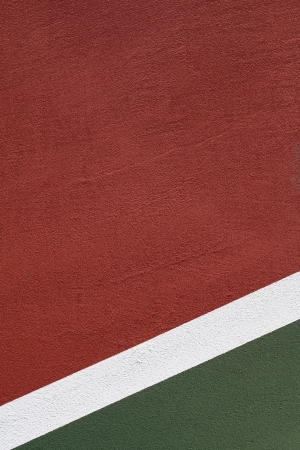Tennis Court Background with room for Copy Space