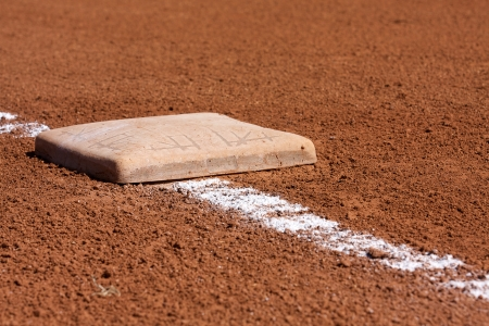 Baseball Field Third Base