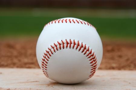 pitchers mound: Baseball on the Pitchers Mound