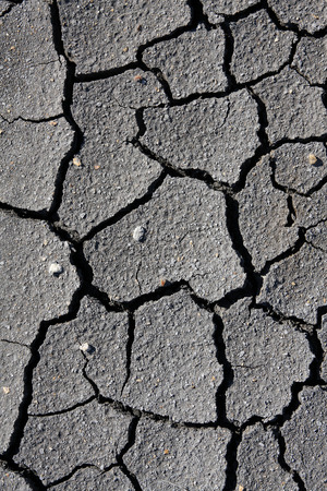 Dried Cracked Mud for Nature