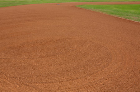 infield: Patterns of the Infield Dirt for Sports