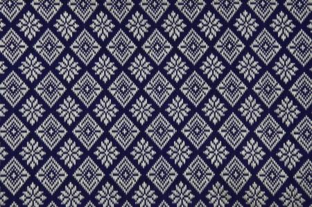 Fabric thai Stock Photo
