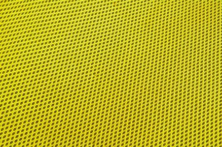 evaporarse: tejido de poli�ster de color amarillo
