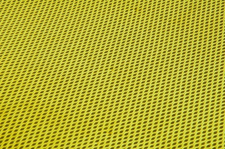 yellow polyester fabric Stock Photo - 11242894