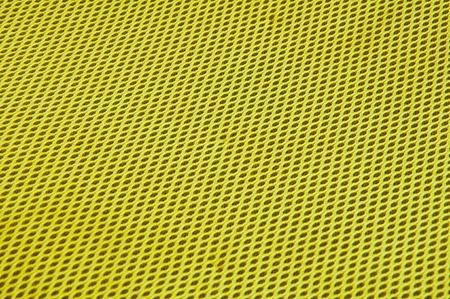 yellow polyester fabric Stock Photo - 11242894