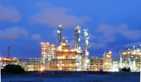 to plant structure: Chemical plant structure on twiliight time