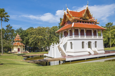 pattaya: Buddhism public temple Wat yansangwararam , Pattaya , Thailand