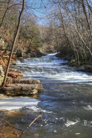 bella: Tanyard Creek Park in Bella Vista, Arkansas