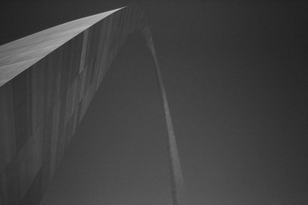 louis: Gateway Arch in Saint Louis, Missouri