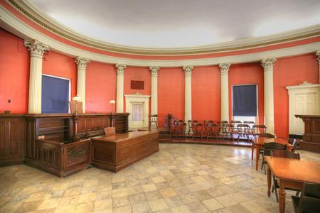courthouse: Old Courthouse in Saint Louis, Missouri