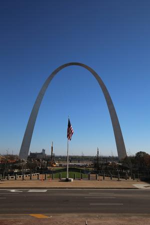 missouri: Gateway Arch in Saint Louis, Missouri
