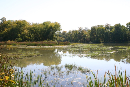 missouri: Lake Springfield in Springfield, Missouri