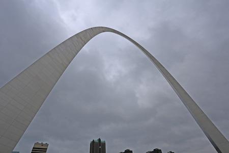 missouri: Gateway Arch National Monument in Saint Louis, Missouri