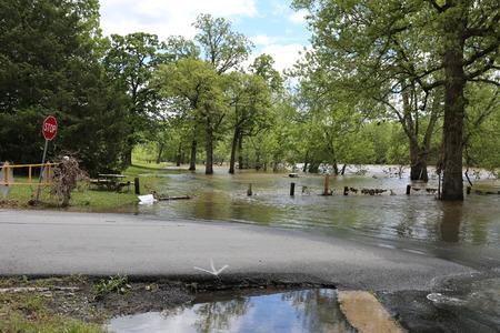 rains: Joplin, Missouri flooding on May 1, 2017 Editorial