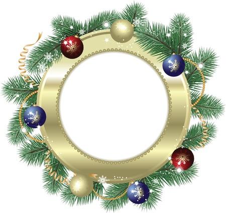 Christmas decoration Stock Vector - 11651184