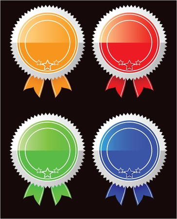best choice award. Stock Vector - 11747245