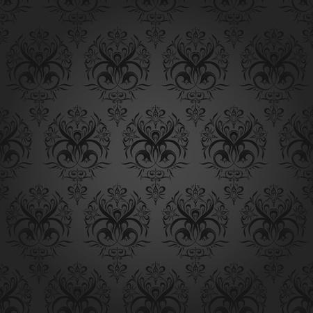 Seamless Wallpaper Stock Vector - 11930887