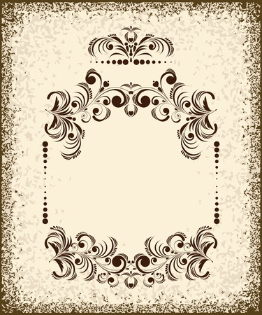 Set of vintage design elements Stock Vector - 12083988