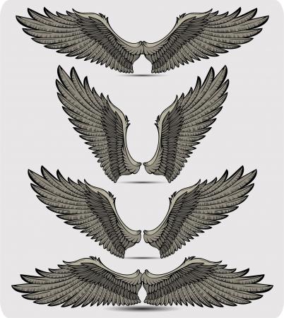 Wings te stellen