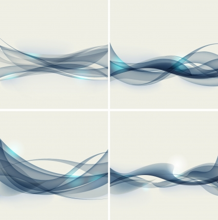 poster backgrounds: abstract wave.