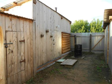 pantry: courtyard, pantry, barn, sauna