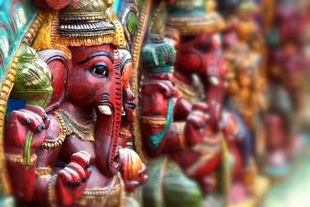 ganesh: Ganesha Foto de archivo