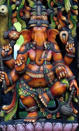 ganesh: Dios hind� Gannesa