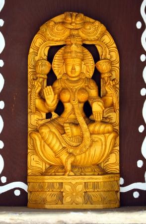 devi: Hindu Goddess Lakshmi