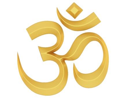 hinduismo: S�mbolo de OM