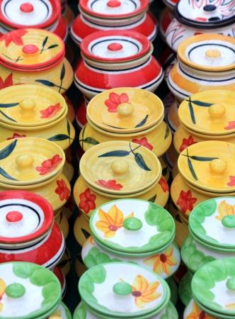 Colorfull Indian Ceramic Bowls