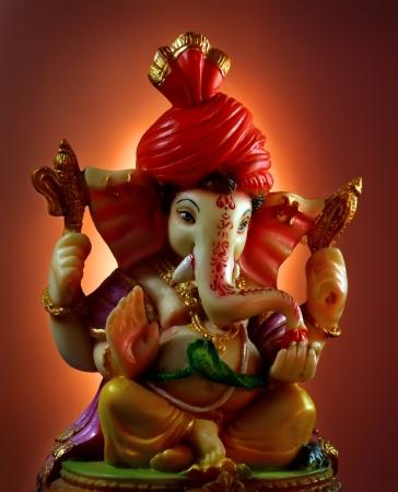 ganesh: Se�or Ganesha Foto de archivo