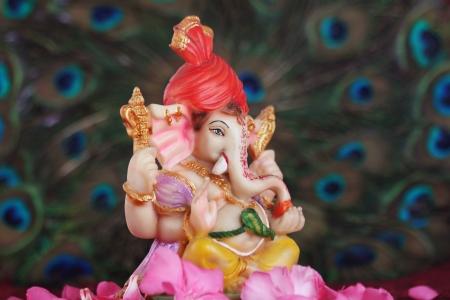 lord ganesha: Ganesha Stock Photo