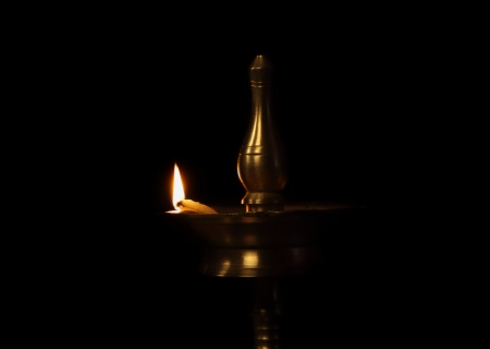 oillamp: Traditional Indian Oil Lamp