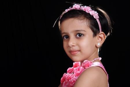 Beautiful Indian Little Girl