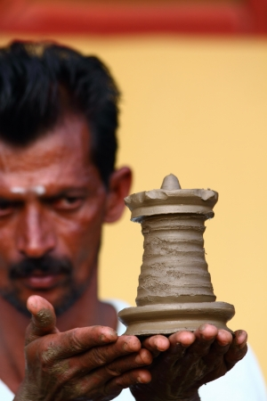 Indian Potter  photo
