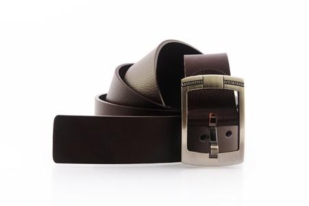 Indian Leather Belt photo