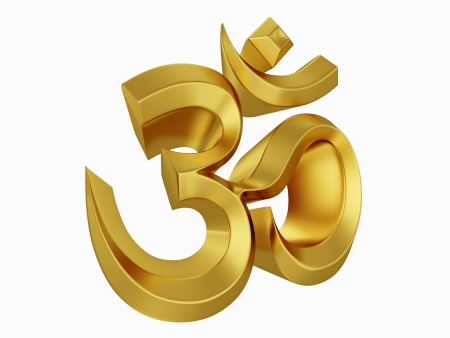 Hindu Om Icon photo