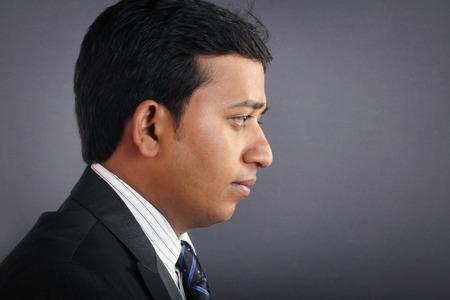 Portrait of Indian Businessman Banque d'images