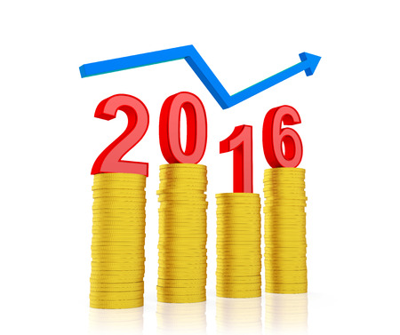 year increase: New Year 2016