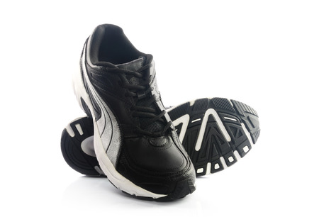 sport shoe: Sports shoes Stock Photo