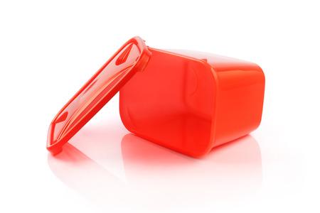 hermetic: Plastic Container Stock Photo