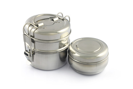 tiffin: Stainless Steel Tiffin Box