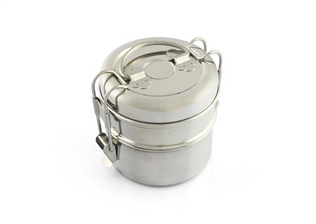 tiffin: Stainless Steel Tiffin Box