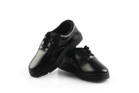 Zapatos de los niños Foto de archivo - 47911257
