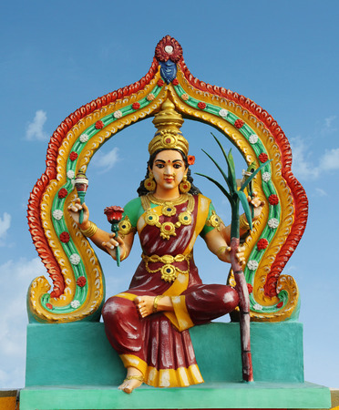 vedic: Hindu Goddess Amman