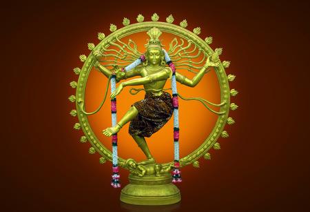 bharatanatyam dance: Hindu God Nataraj